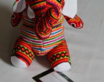 Ellie the Elephant - stuffed toy Elephant