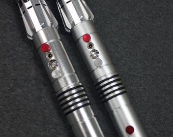 "The ""Crimson Spectre"" Cosplay Saber PAIR"