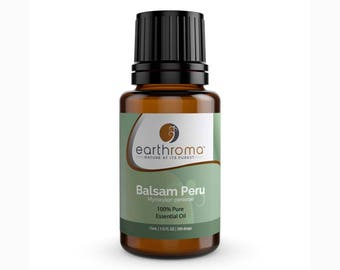 Balsam Peru Essential Oil 5 mL, 15 mL, 30 mL | 100% Pure Therapeutic Grade