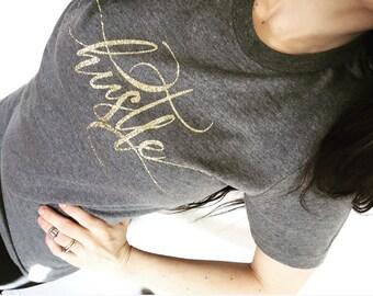 New! Hustle Shirt