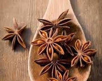 Star Anise, Whole Pods