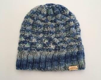 Child's hat 100% Merino Wool