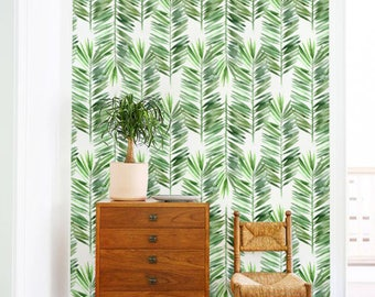 Boho Chic Inspired Removable Wallpapers By Bohowalls On Etsy