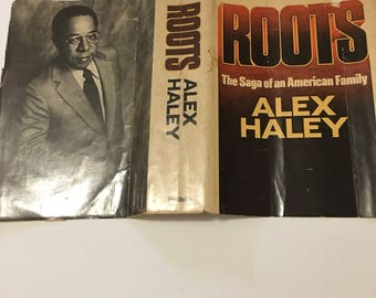 Roots: The Saga of an American Family by Alex Haley...1976