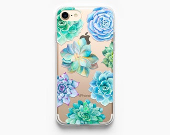 iPhone 7 Case Succulent iPhone 6 Case iPhone 7 Plus Case iPhone 6 Plus Case iPhone 6s Case iPhone 5s Case iPhone 6s Plus Case Cactus Flowers