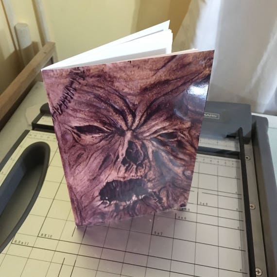 book of the dead notebook