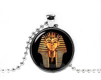 Tutankhamun Necklace Tutankhamun Pendant Pharaoh Necklace Egyptian Jewelry