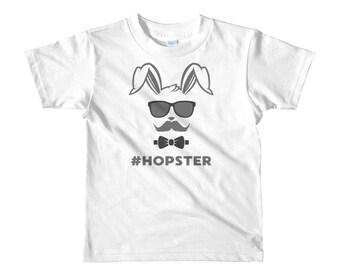Kids - #Hopster Shirt - Easter Shirt sleeve kids t-shirt