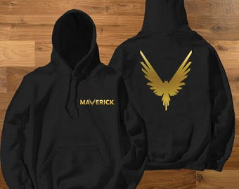 Kids size Gold Maverick Bird Team 10 Official hoodie Unisex  Team 10 Jake Paul JP hoodie best priceInspired by Log We have sizes for kids
