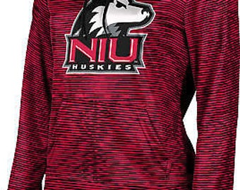 ProSphere Girls' Northern Illinois University Velocity Pullover Hoodie (NIU)