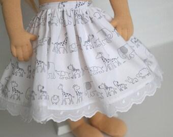 Animal Parade DOLL skirt