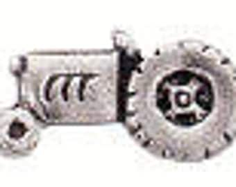 TRACTOR Danforth pewter shank button