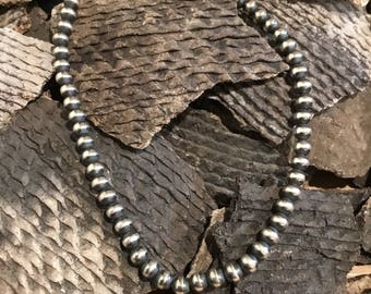 Authenic Navajo Pearl Necklace