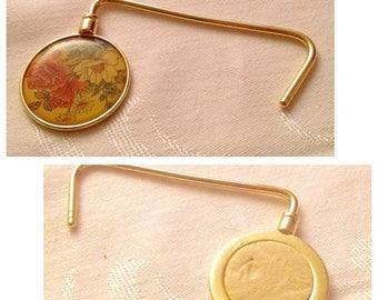 On Sale Vintage Porcelain Handbag/Purse Hook