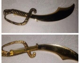 Anniversary Sale Awesome Coro Sword Pin