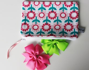 Flowers kids pouch