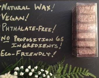 Wax Melts  - Cozy Cabin - Natural Wax - Phthalate free and hand-blended scents - Highly Scented - No Proposition 65 Ingredients
