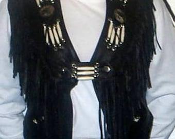 TS-4BLK Woman Vest