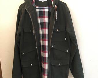 Poler Olive Green Jacket