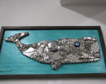 Large Framed Whale