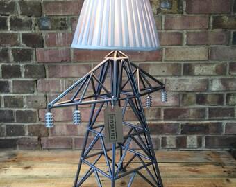 Reclaimed Pylon Lamp