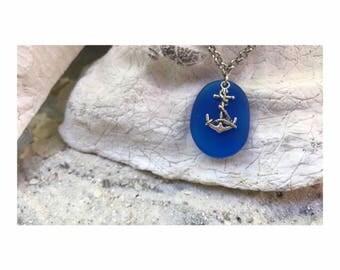 Anchor necklace :)