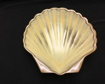 Vintage Gold Frankoma 473