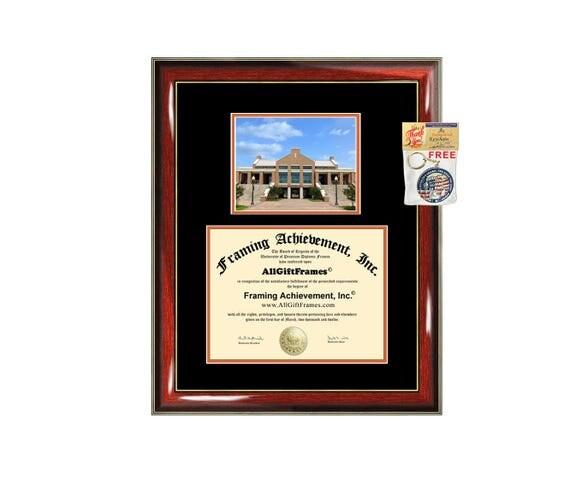 Uta Diploma Frame University Of Texas At Arlington