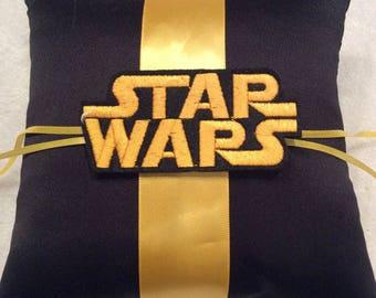 Star Wars Ring Pillow