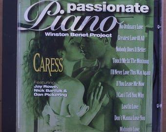 Passionate Piano CD music