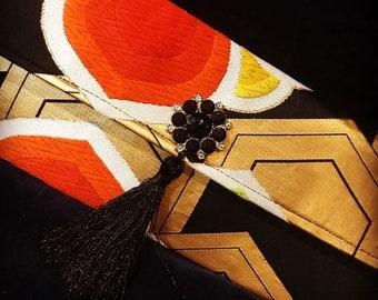 The Kimono Clutch