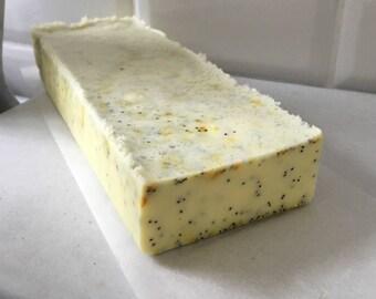 Organic goats milk Exfoliating soap