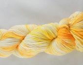15% Silk - DK Weight - Ye...