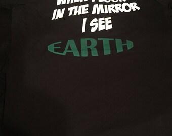IC Earth Tshirt