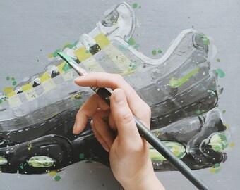 Air Max 95 OG Neon