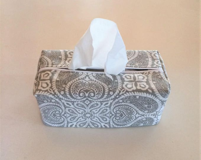 Tissue Box Cover Bathroom Decor, Rectangle Tissue Box Cover, Modern Decor Bathroom Accessories,