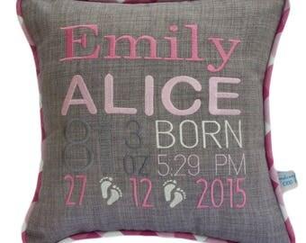 New baby cushion