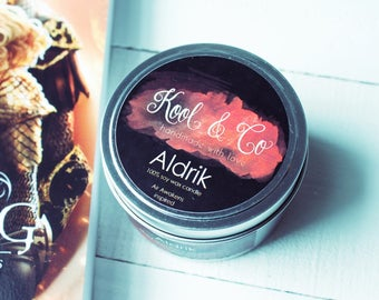 Aldrik | Air Awakens Inspired Soy Candle