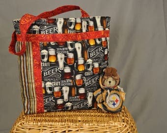 Tote Bag - Can't Go Wrong with Beer