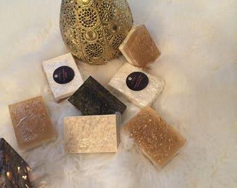 Homemade Organic Spa Soap