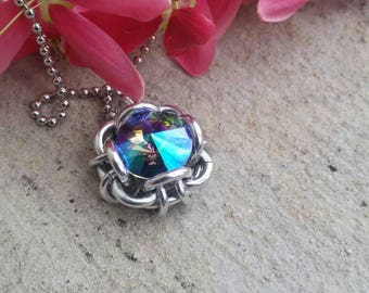 Conjure Chainmaille Pendant