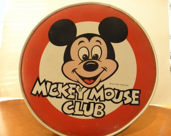Mickey Mouse Club Stool