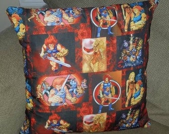 "Thundercats 16"" x 16"" Decorative Throw Pillow (insert included)"