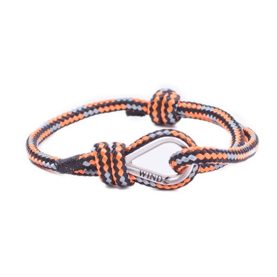 NAUTICAL BRACELET for HIM - Mens cord bracelet, mens paracord bracelet, womens cord bracelet, womens paracord bracelet, nautical jewelry