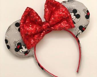 Mickey & Minnie Ears
