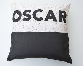 Personalized pillow 40 x 40 - noodles Collection