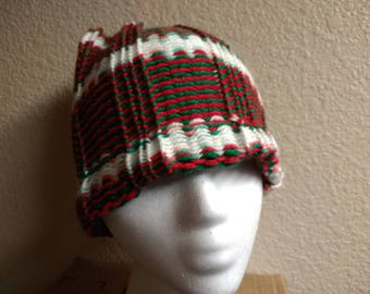 Knitted Holiday Beanie