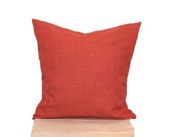 Coral Pillow Cover