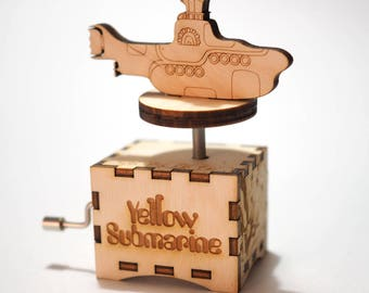 Music Box - The Beatles - Yellow Submarine