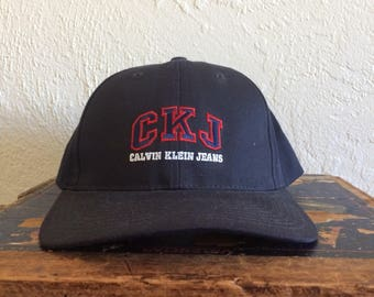 Vintage Calvin Klein Jeans Hat